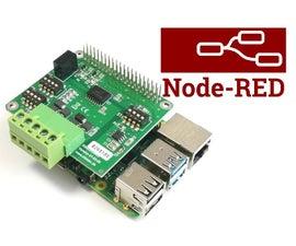 Node-RED: RS485 Raspberry Pi Tutorial