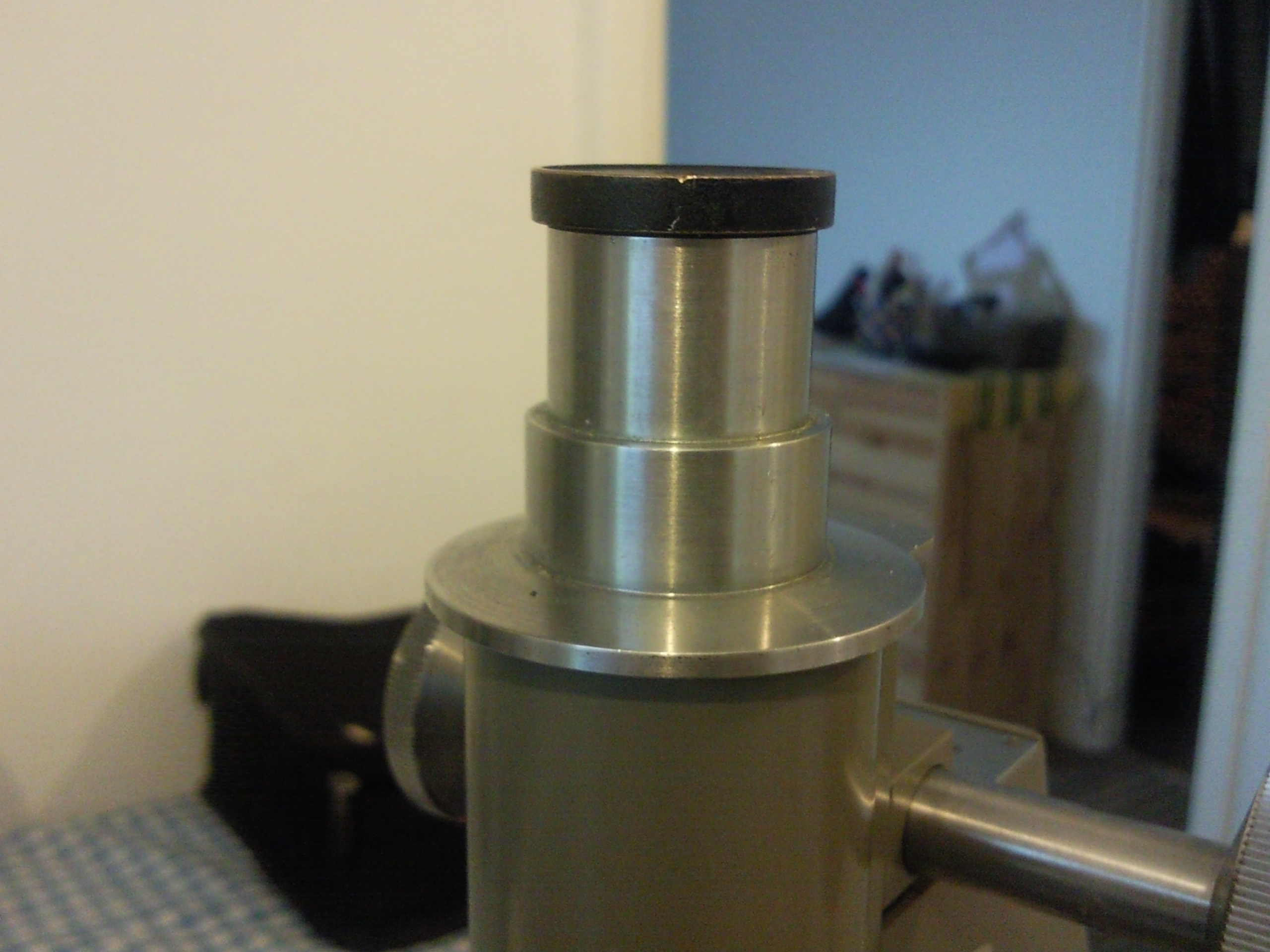 Picture of Adapting the Microscope