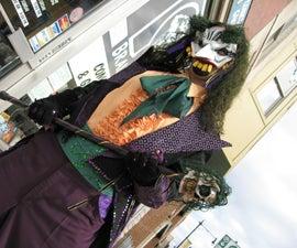 Impressionist Joker Halloween Costume