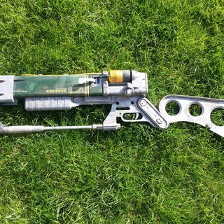 Fallout AER9 Laser Rifle (3D Printed)