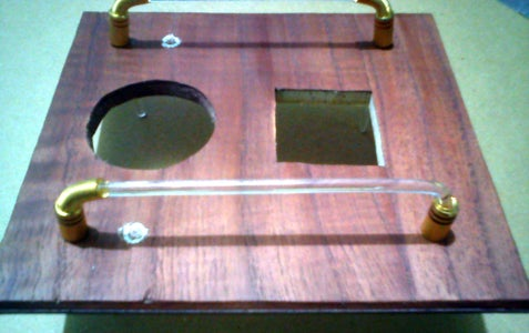 Flickering System (visible Parts)