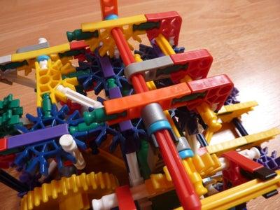 Self-resetting Mechanism Part 2