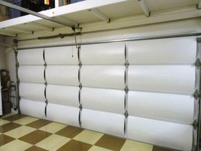 3 Steps & Most EFFECTIVE Way to Insulate Your Garage Door to Reduce Heat Gain