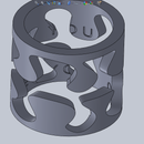 Make a 3D-printable puzzle ring