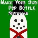 Pop Bottle Snowman