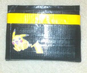 Slim Duct Tape Wallet Slideshow