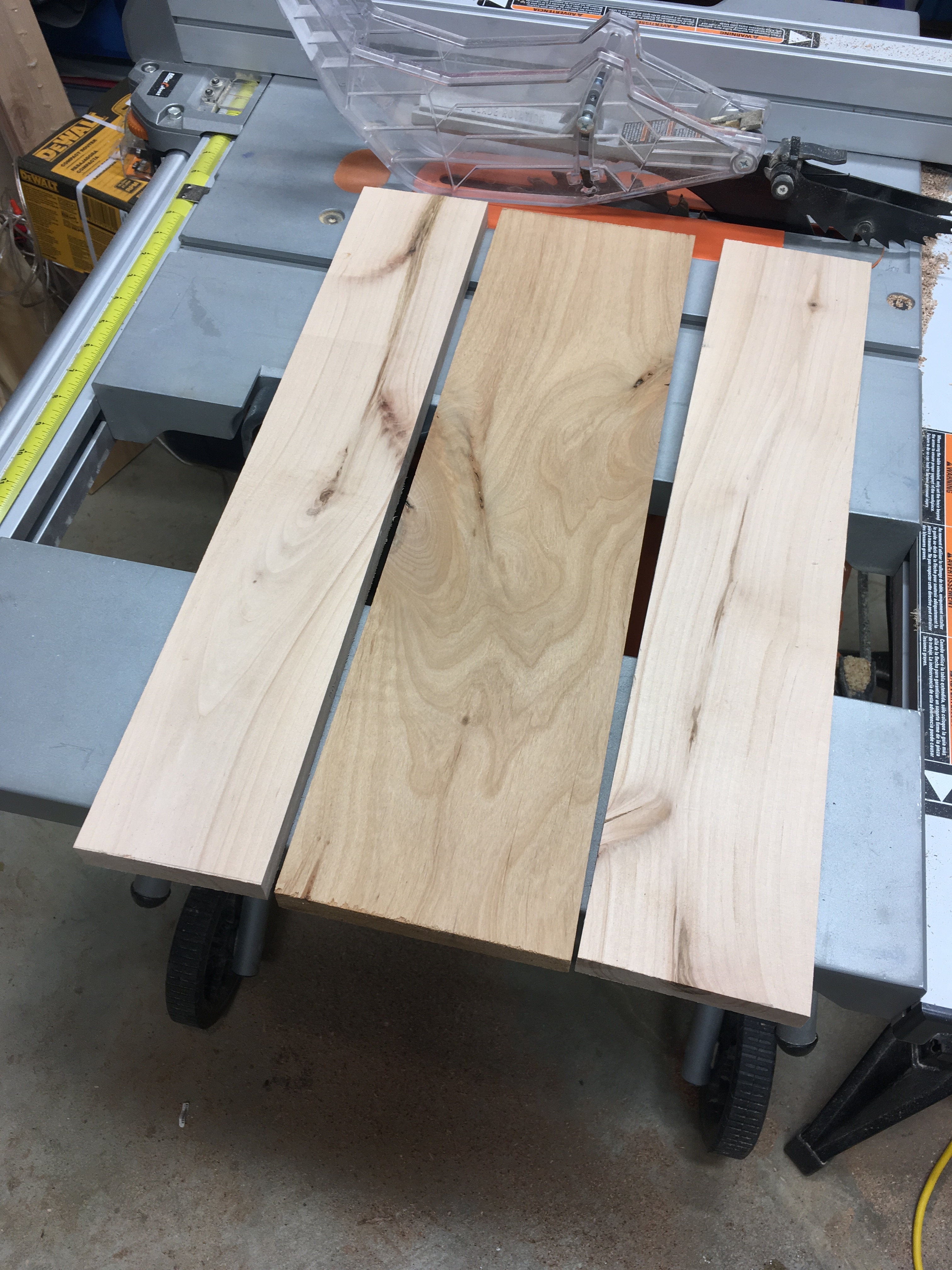 Picture of Wood Body Preparation: Back