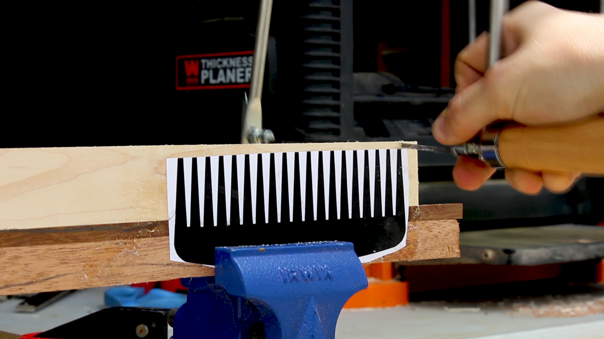 Picture of Cut Your Comb!