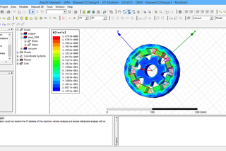 Switched Reluctance Motor Design Using Ansys Maxwell 6 Steps Instructables