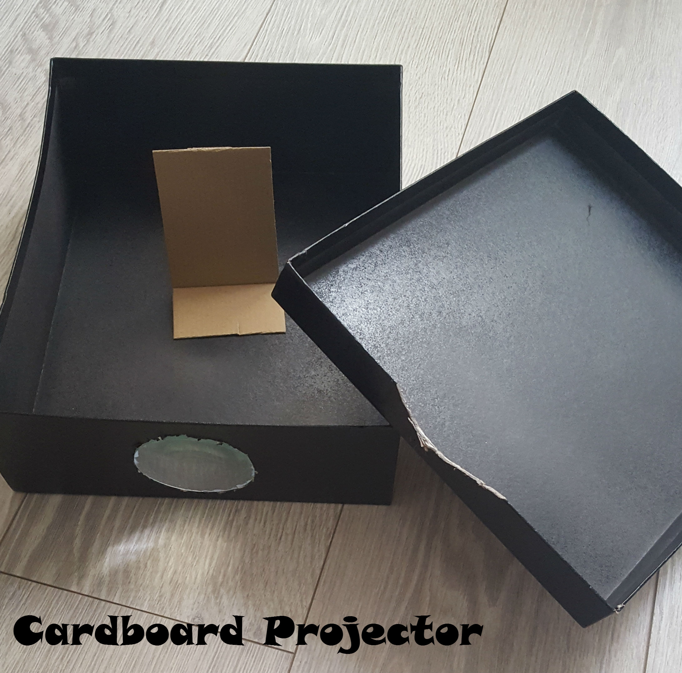 Picture of Cardboard Projector