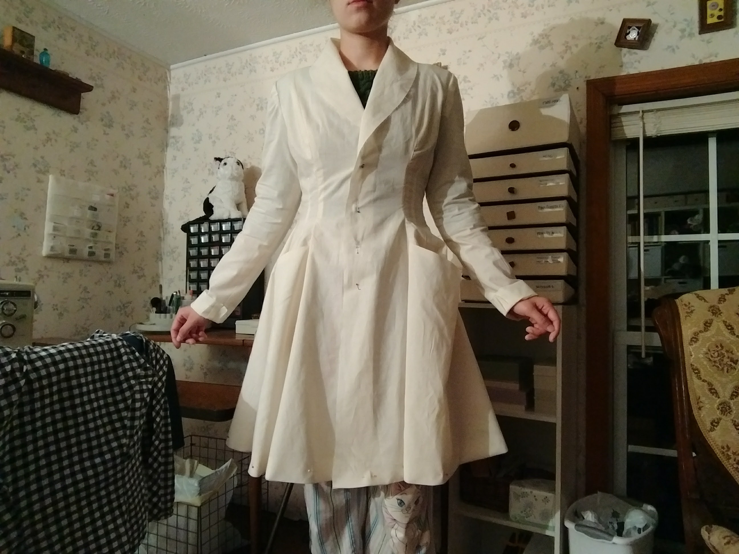 Picture of Make Your Muslin and Evaluate Fit