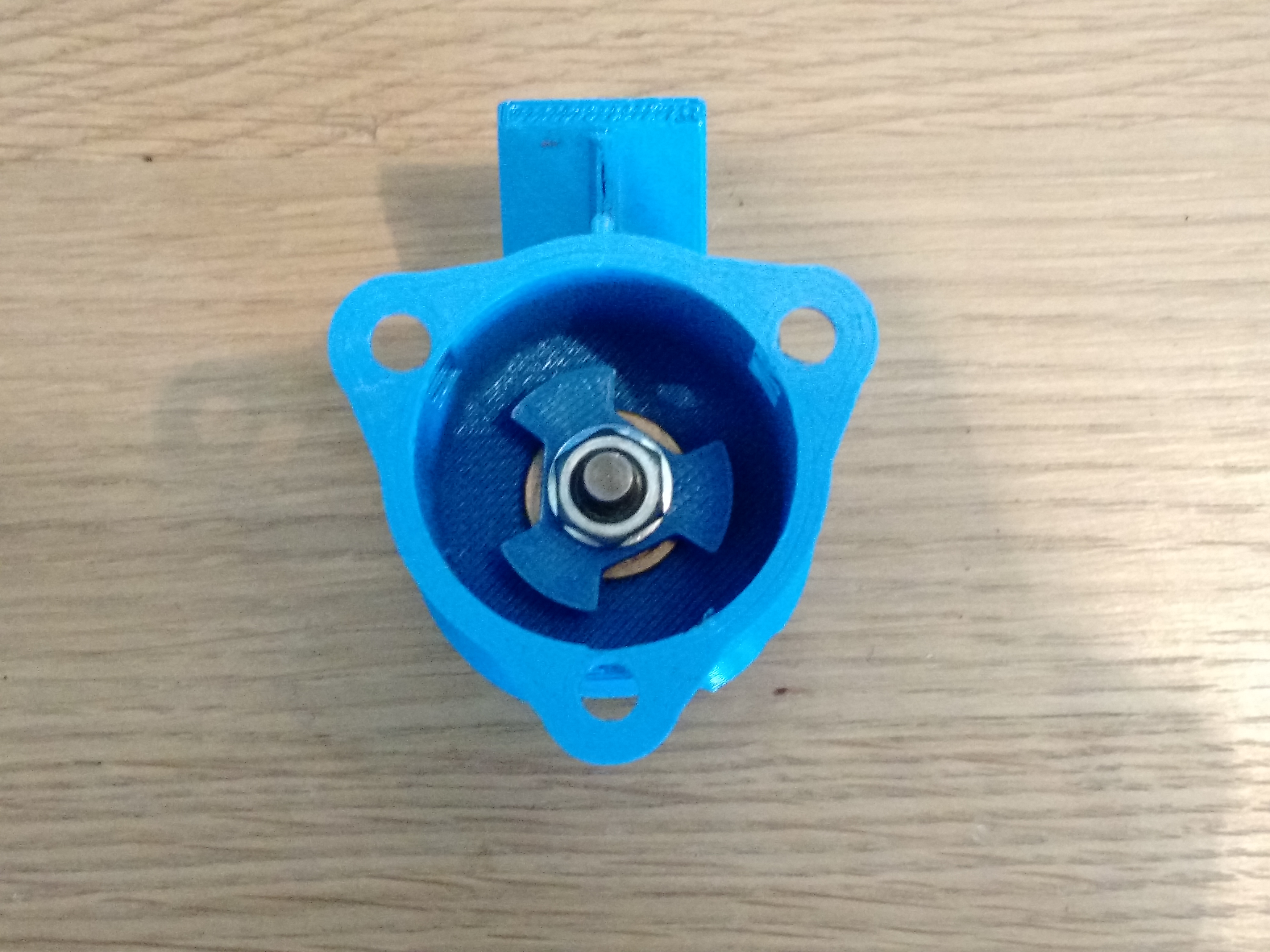 Picture of Insert the Shaft Coupler