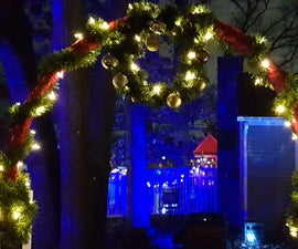 Christmas Archway