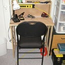 Collapsable Hobby Bench
