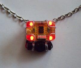 LED Circuit Pendant
