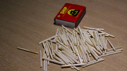 Cut the Match Sticks