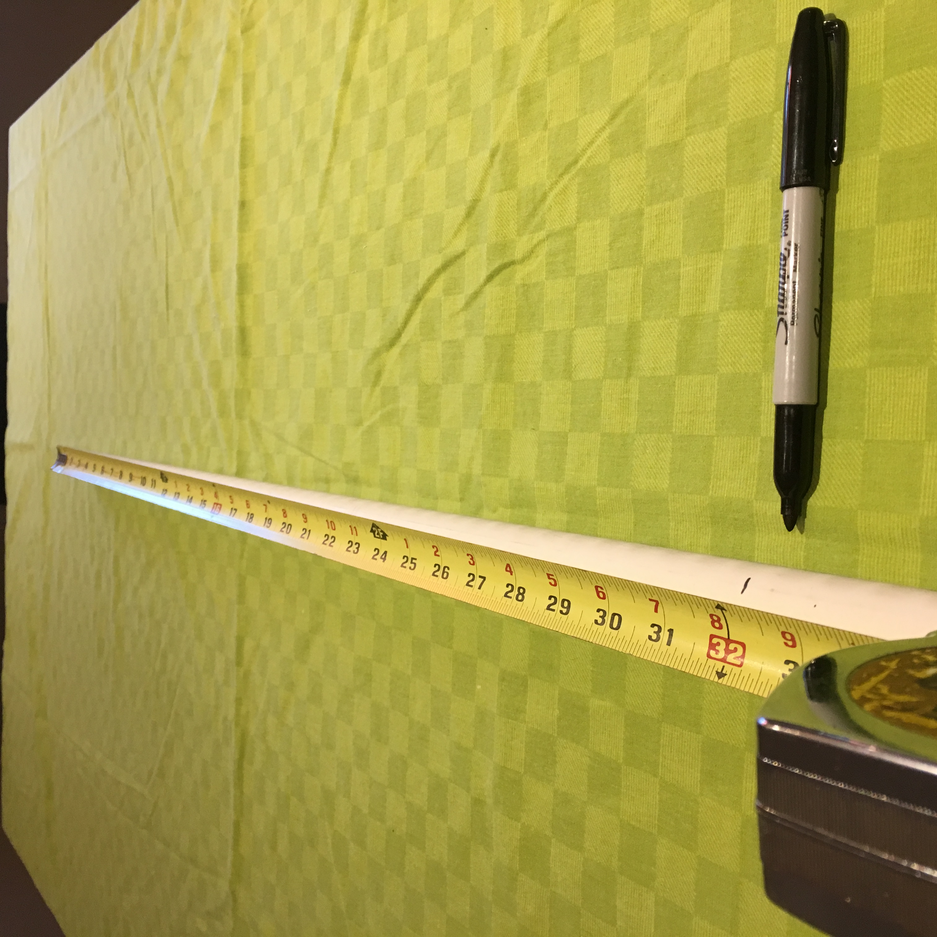 Picture of Measuring the Blade