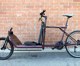 REcycle - How to Build a Two Wheel Cargo-bike