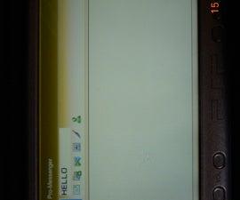 MSN Live Messenger for PSP