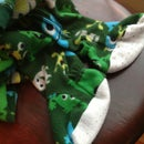 Convert Footsie Pajamas to Non-Footsie