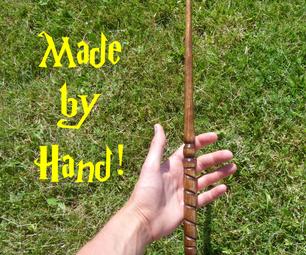 Handmade Harry Potter Wands