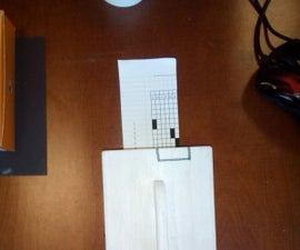 Handheld 6 Note Music Box / Instrument (Easy to Make & Improve!)
