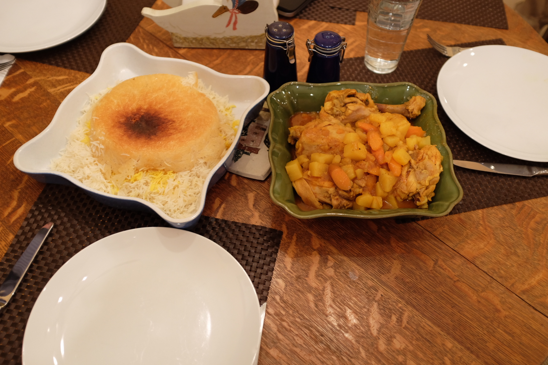 Picture of Easy Pot of Delicious Persian Chicken Stew