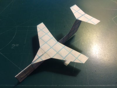 How to Make the Super StarDragon Paper Airplane