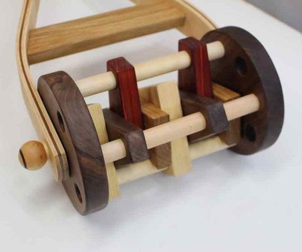 Heirloom Push Toy