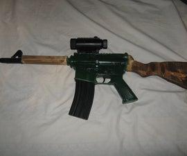 Revamp a broken Air soft Gun