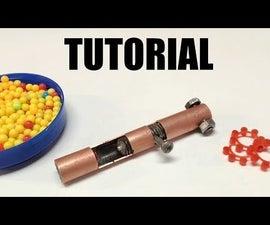 How to Make a Airsoft Zip Gun