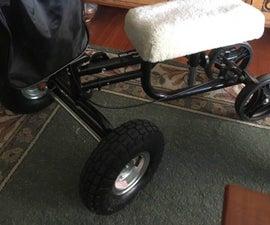 All Terrain Knee Walker for Broken Ankle