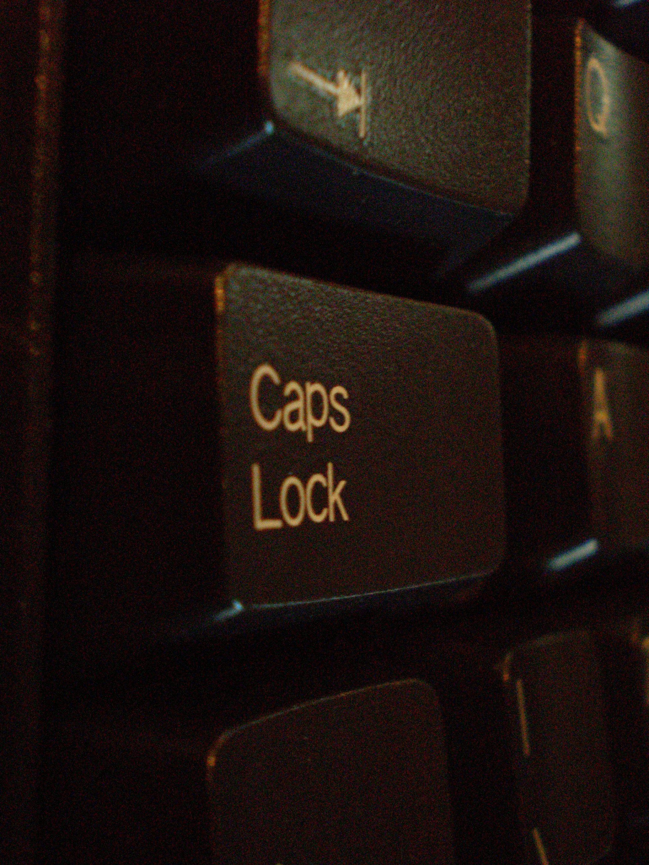 How to Make a Prank Musical Caps-lock Keyboard
