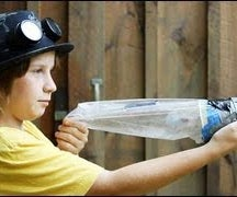 Build/Activity: Air Cannon