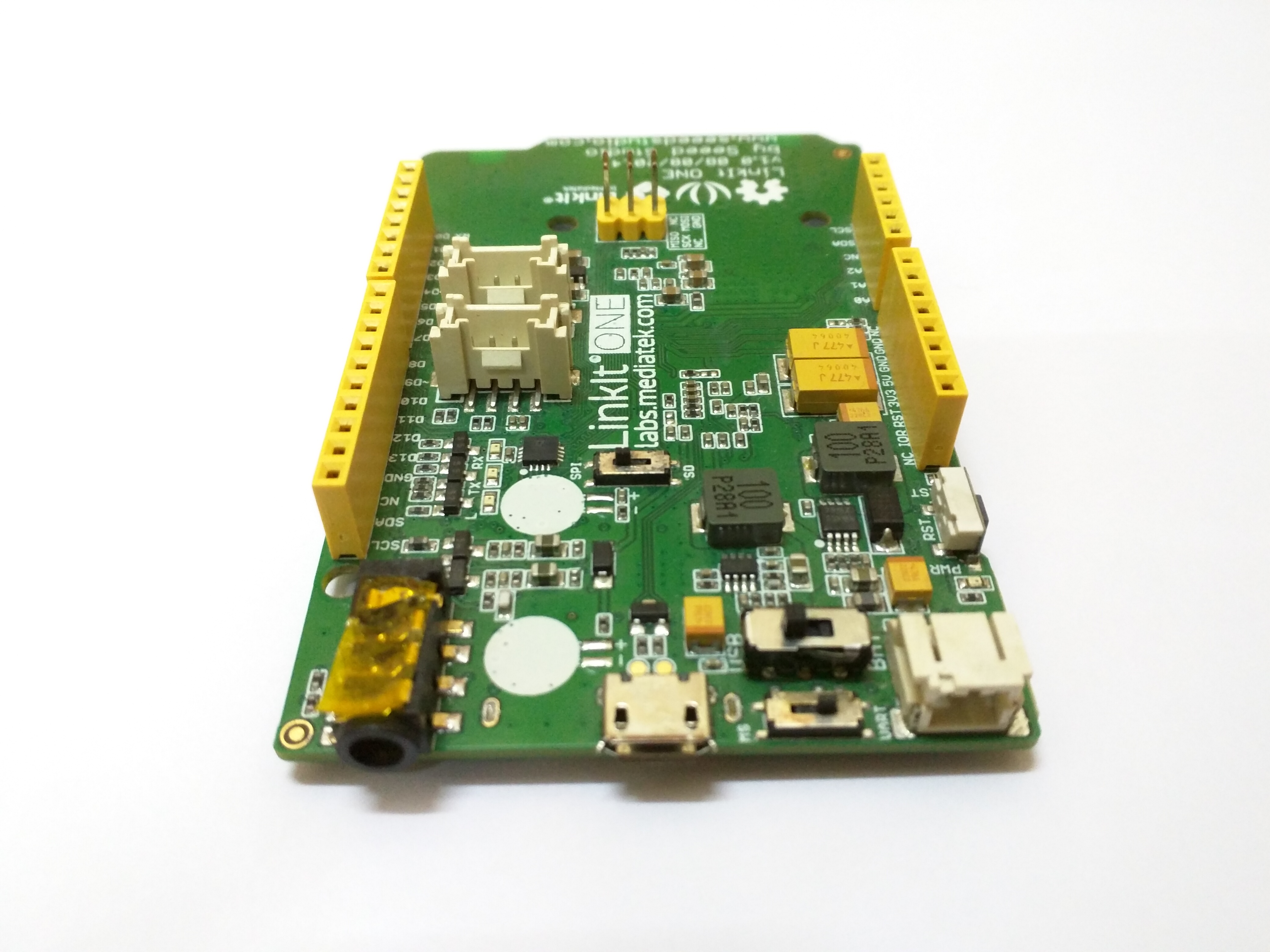 Picture of Setting Up the LinkIt ONE
