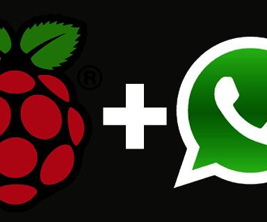 WhatsApp on Raspberry Pi: 3 Steps