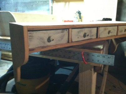 Primetive Shelf