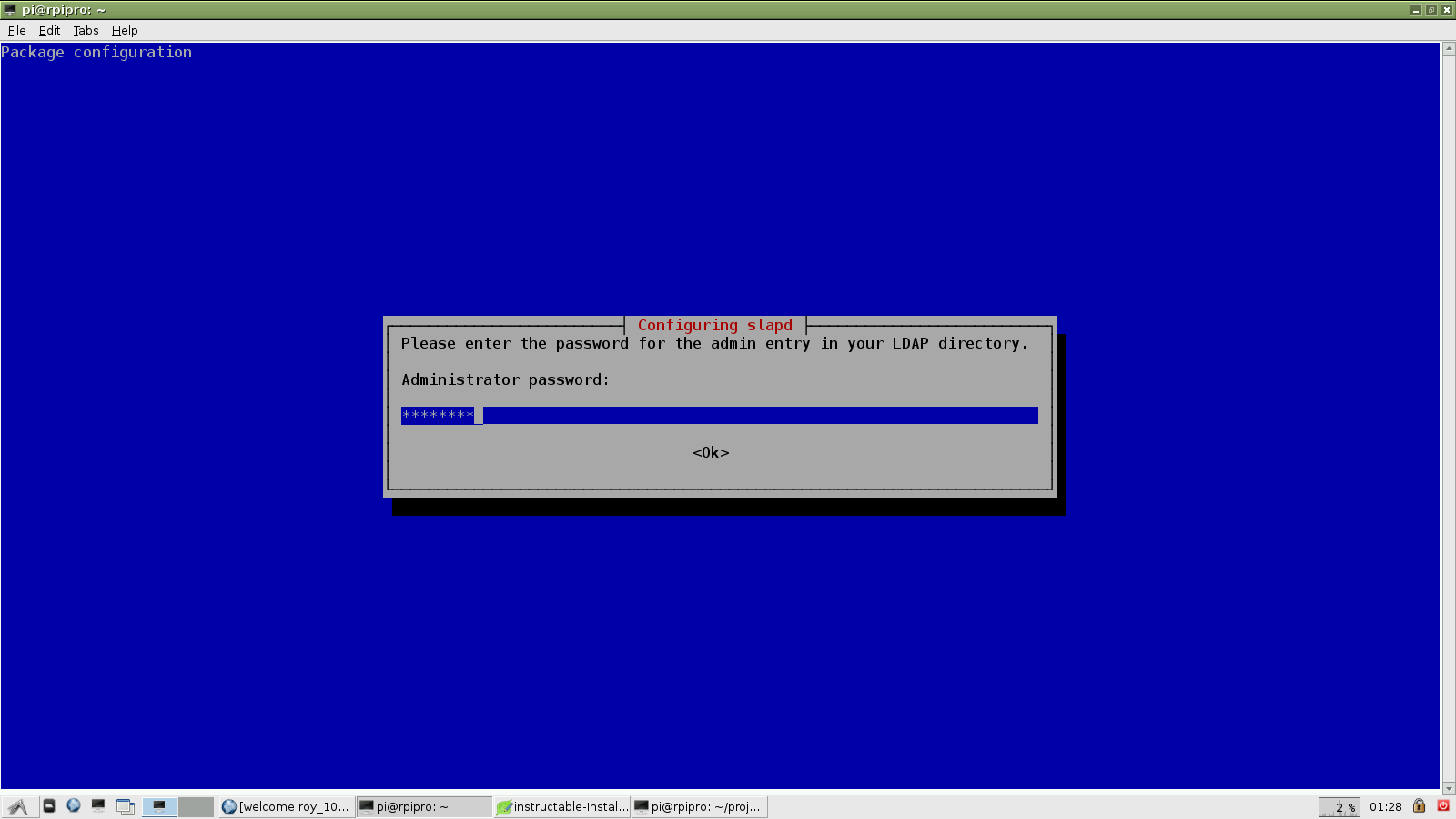 Picture of Install and Configure OpenLDAP