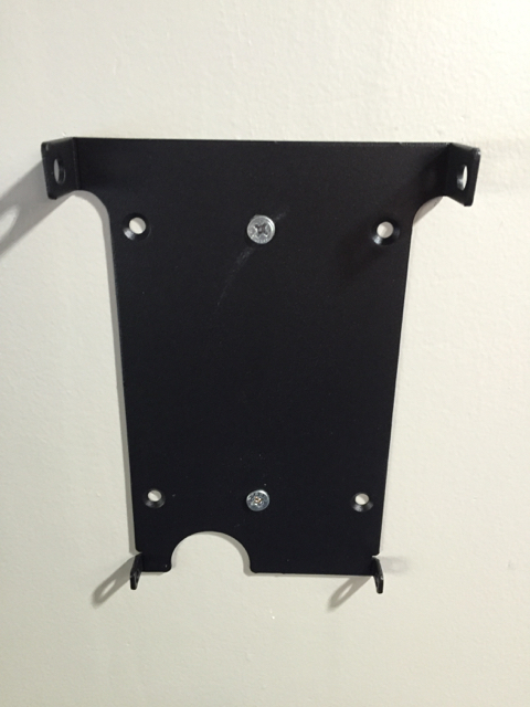 Picture of Install Mounting Bracket