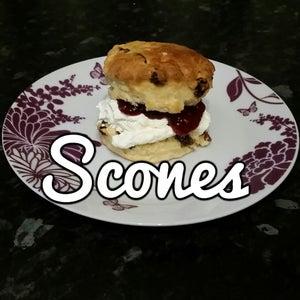 Scones for Cream Teas