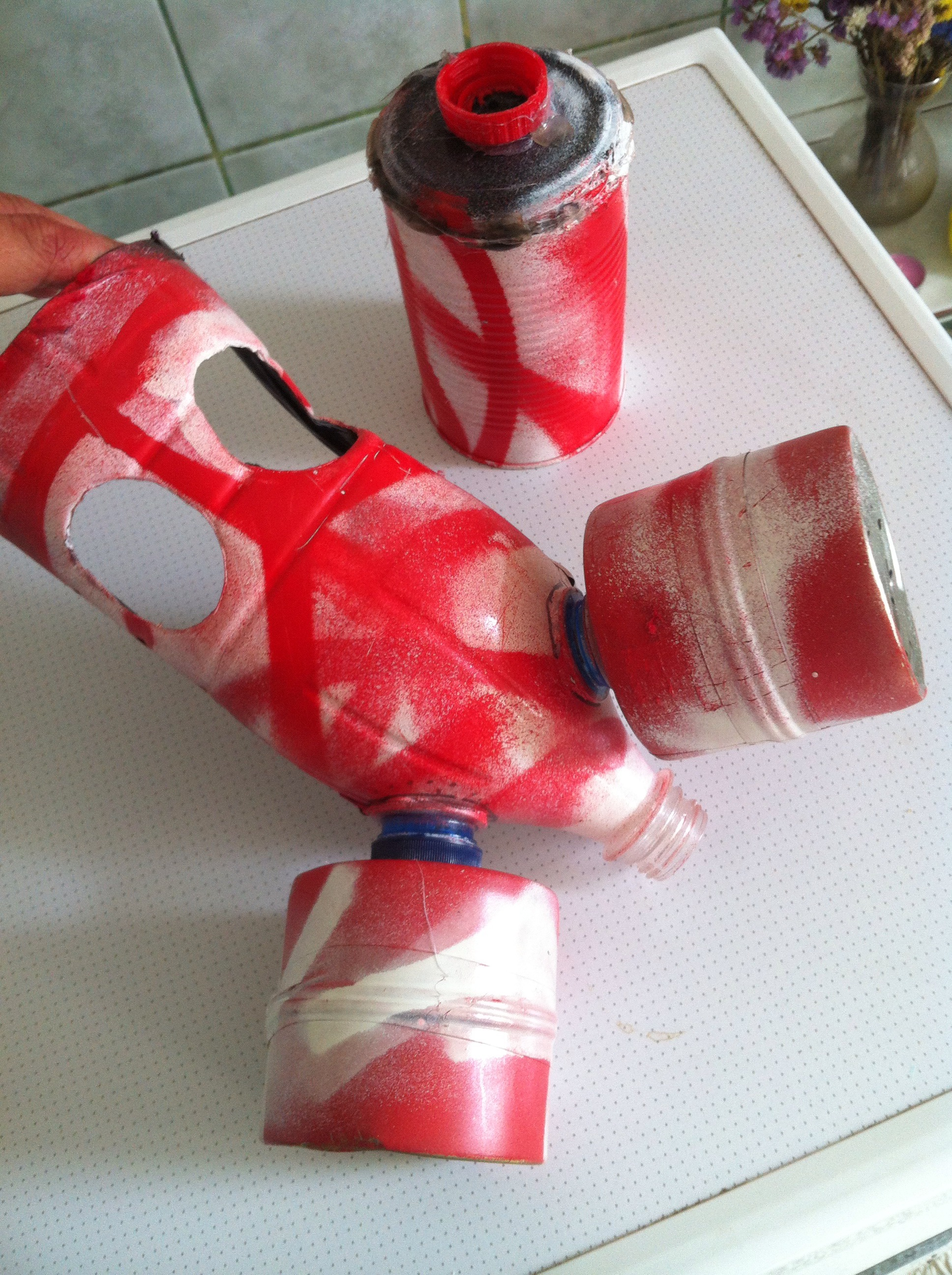 Picture of DIY Gas Mask Prop