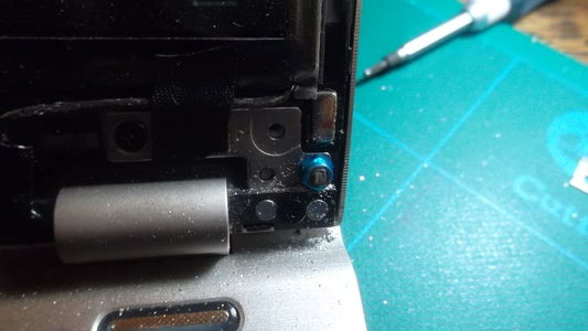 Cut and Grind Protruding Screws