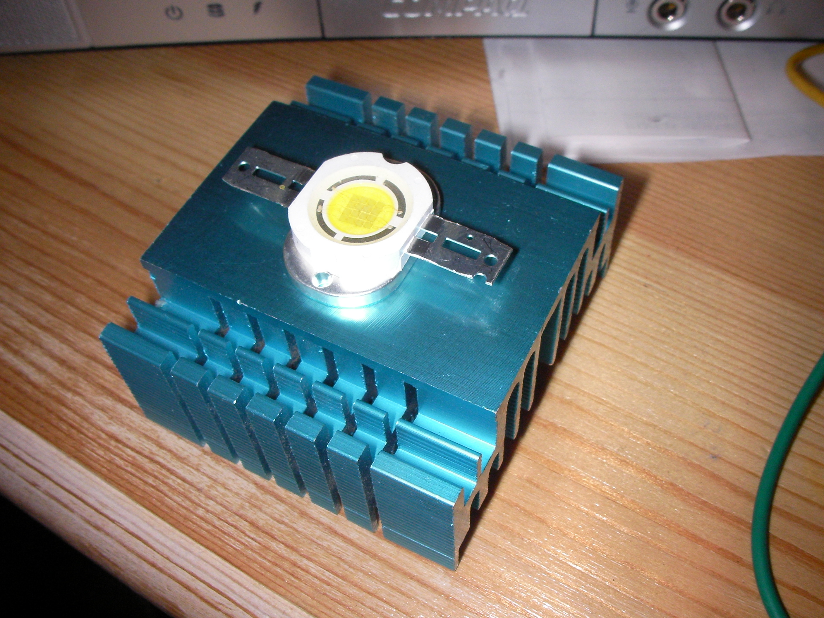 Picture of With the High Power Led 20W 1000lm