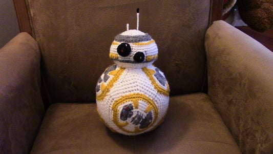 Crochet Your Own BB8!