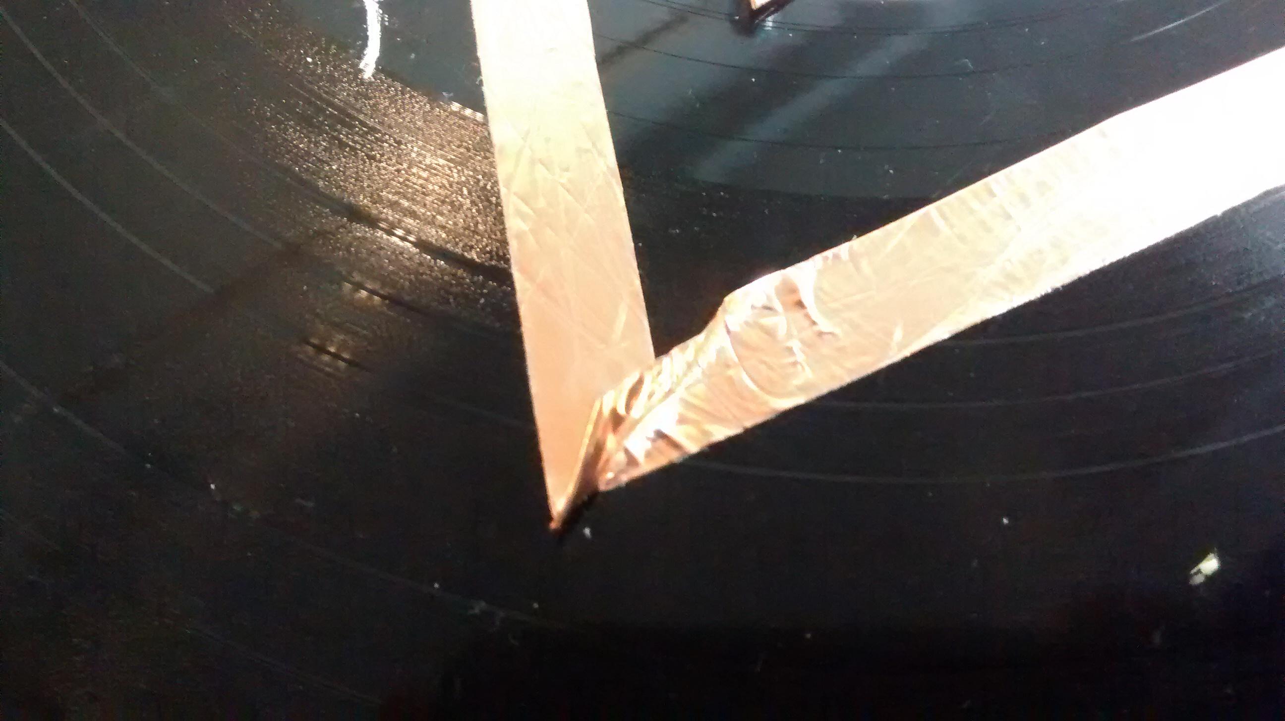 Picture of Fold Copper Strip Maze