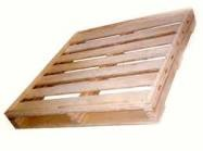 Picture of 4 Pallet Work Table