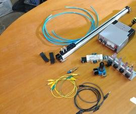 Pneumatic Camera Slider