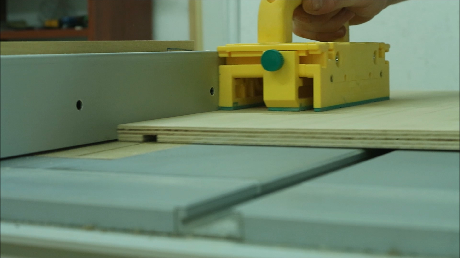 Picture of Joinery and Shelve Slides
