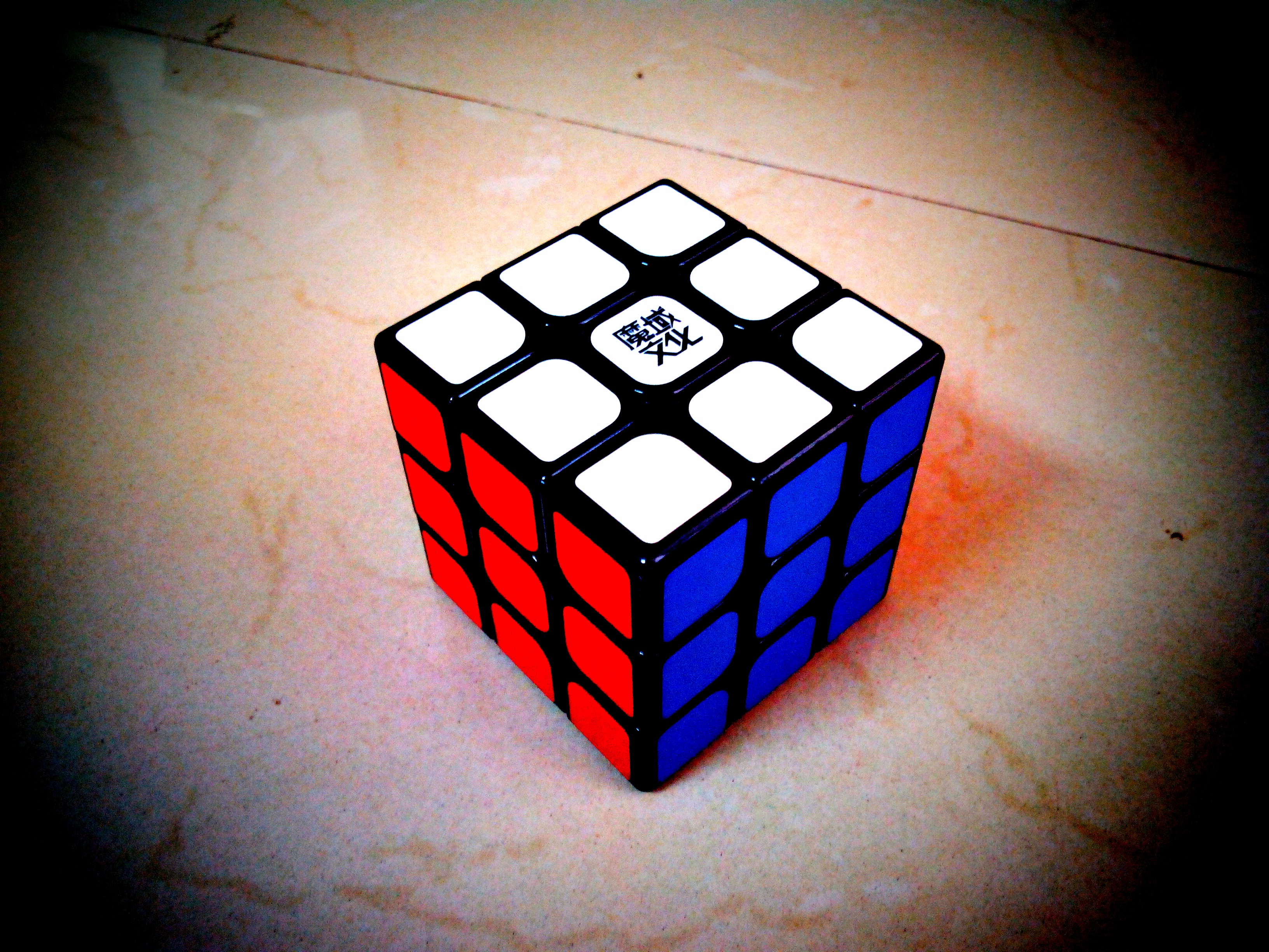 Picture of Solving the Rubik's Cube (Faster & Simpler)