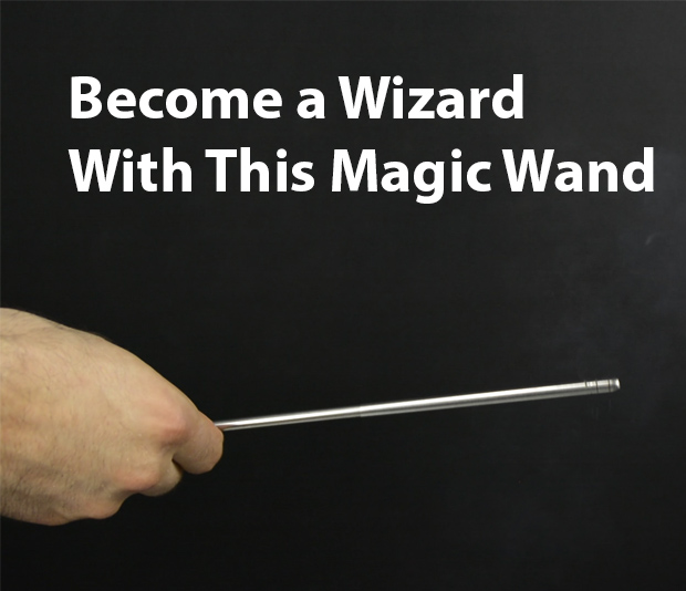 Picture of Diy Magic Wand | Good Way to Prank Someone